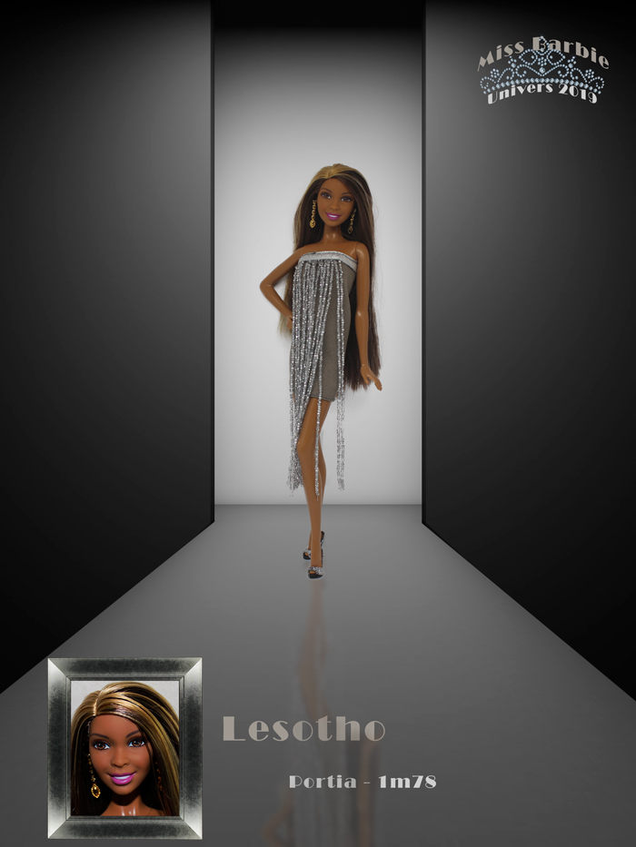Miss Barbie Portia