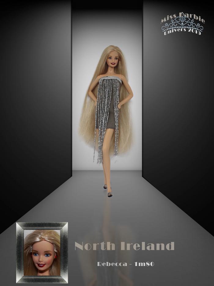 Miss Barbie Rebecca