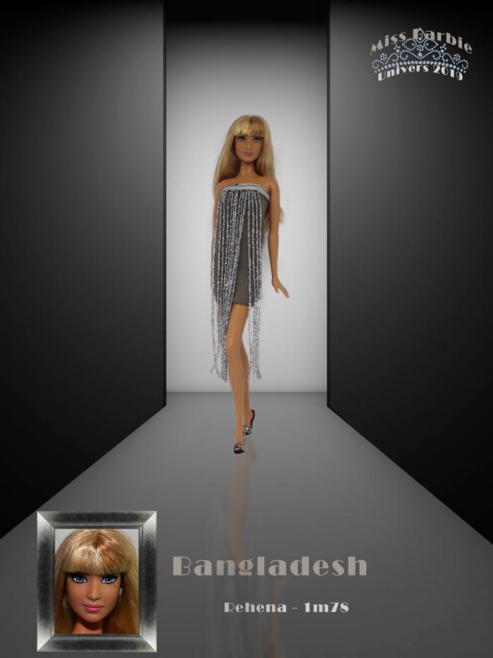 Miss Barbie Rehena