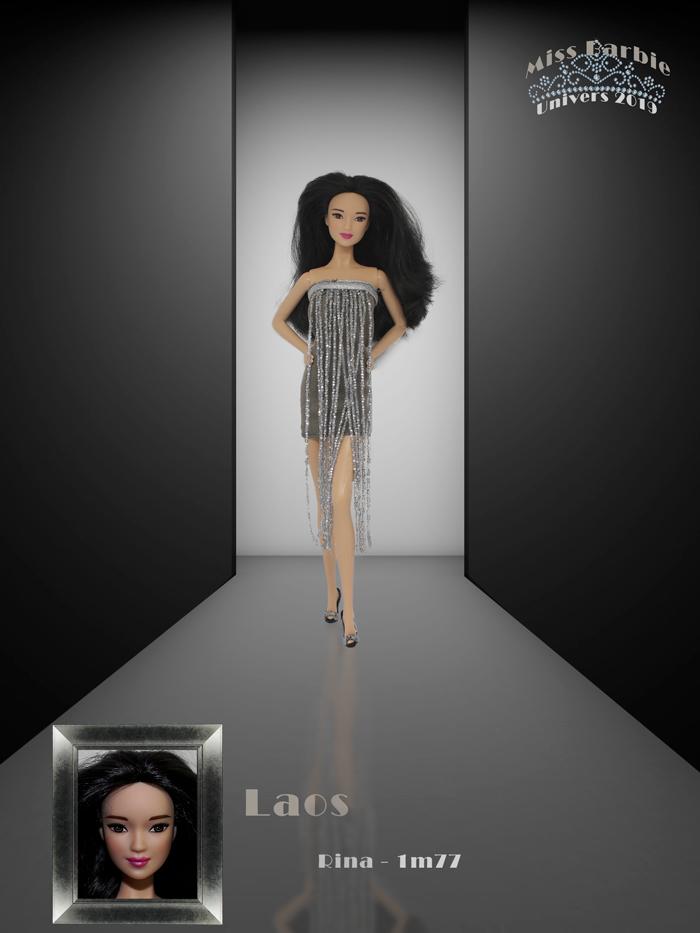 Miss Barbie Rina