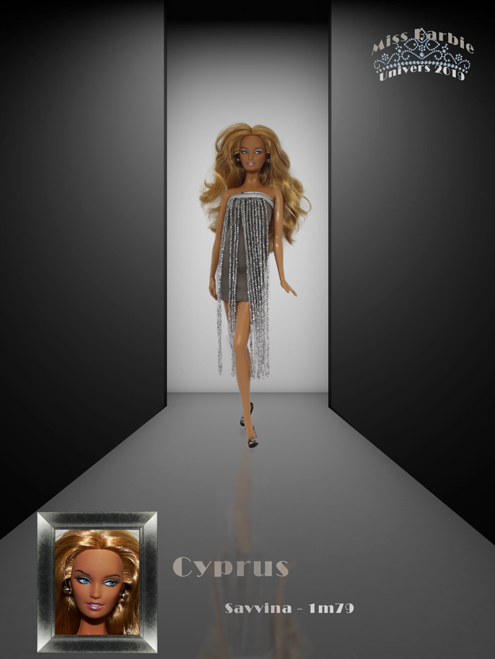 Miss Barbie Savvina