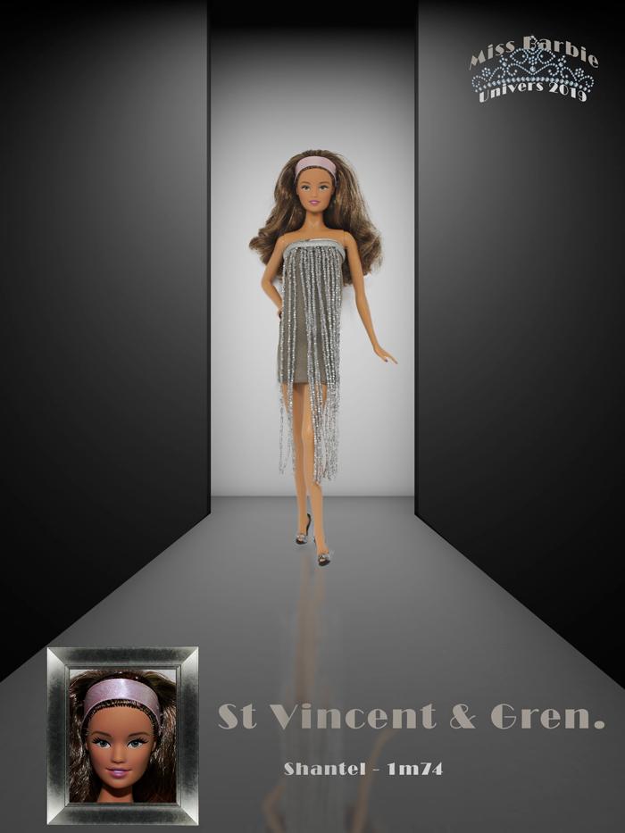 Miss Barbie Shantel