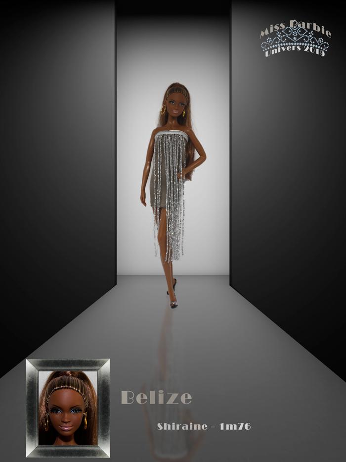 Miss Barbie Shiraine
