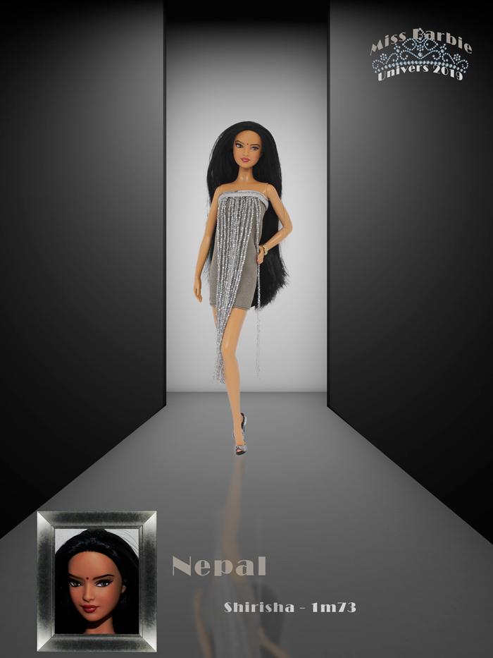 Miss Barbie Shirisha