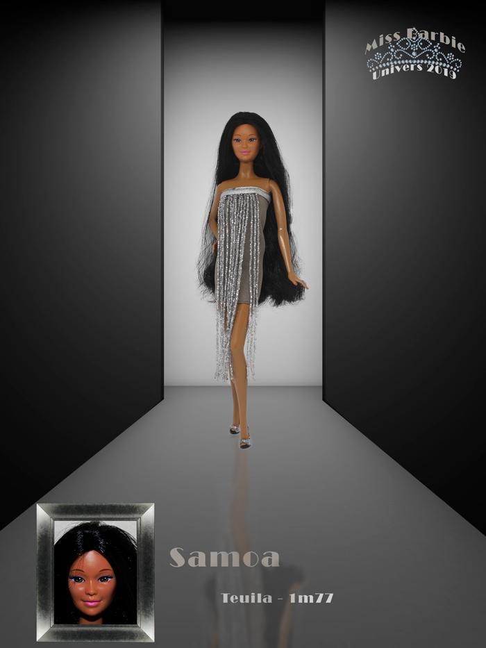 Miss Barbie Teuila