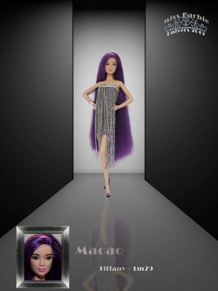 Miss Barbie Tiffany