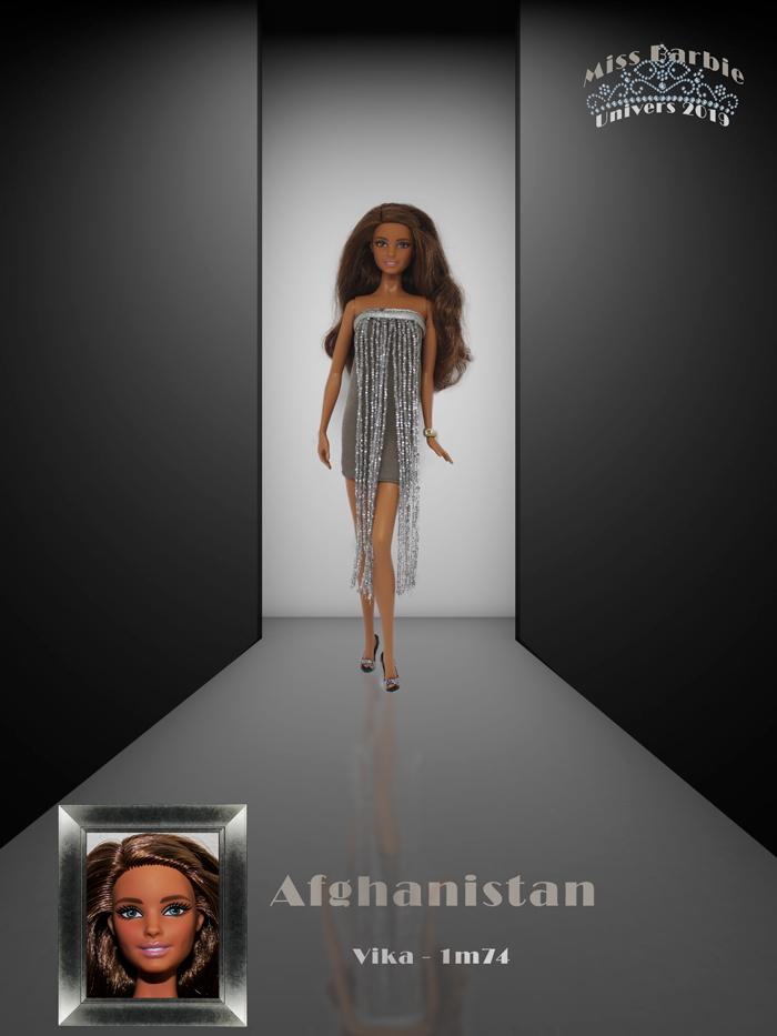 Miss Barbie Vika