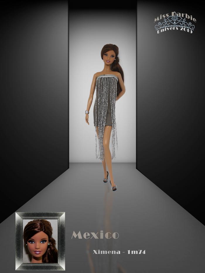 Miss Barbie Ximena