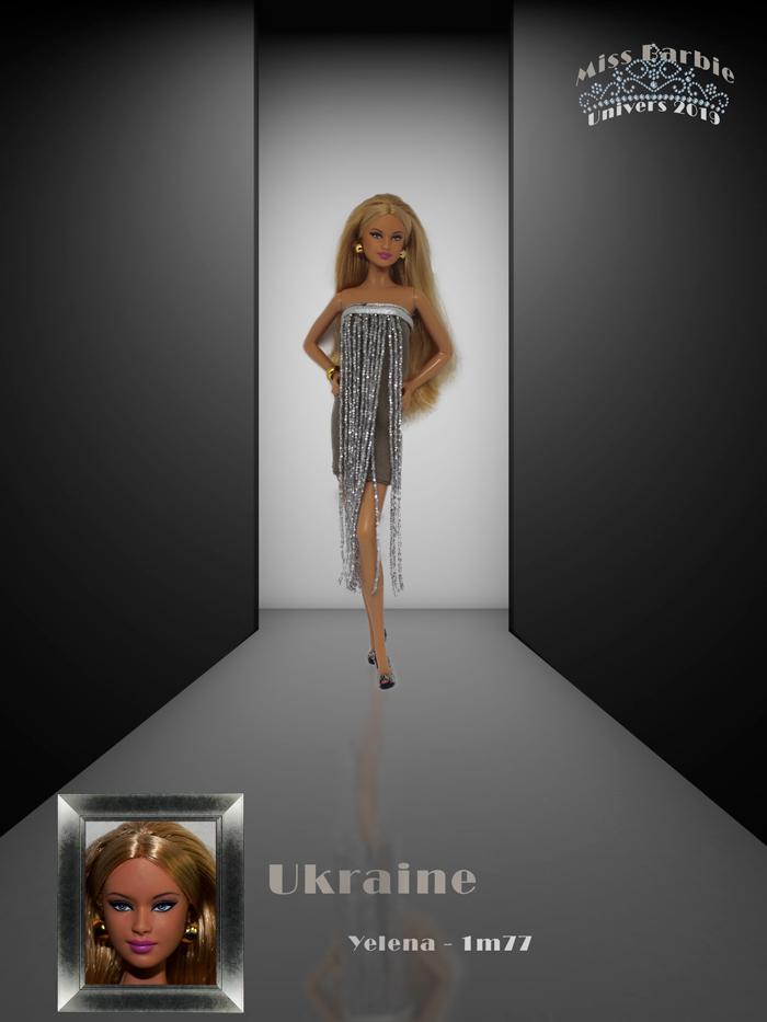 Miss Barbie Yelena