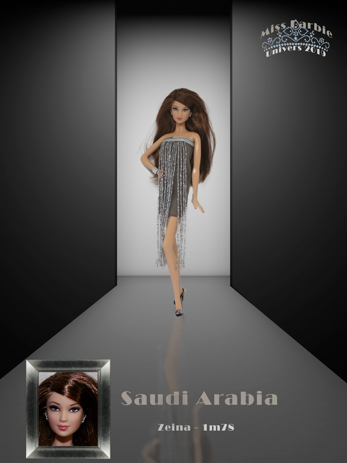 Miss Barbie Zeina