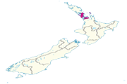 Drapeau Auckland