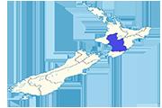 Drapeau Manawatu-Wanganui