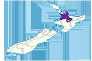 Drapeau Waikato