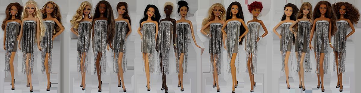 1/2 Finalistes Miss Barbie Universe 2019