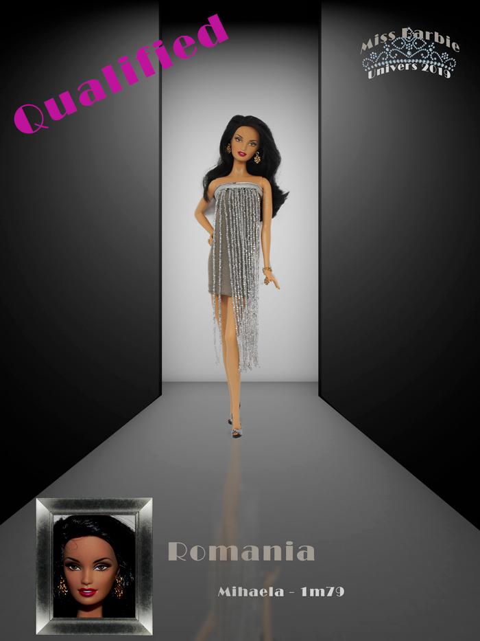 Miss Barbie Mihaela