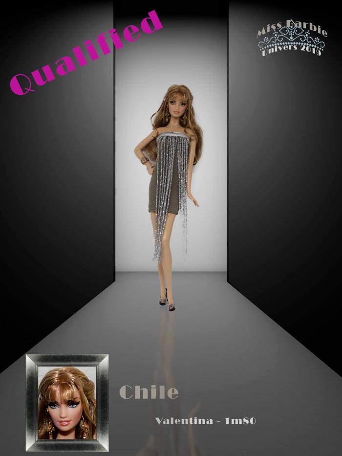 Miss Barbie Valentina