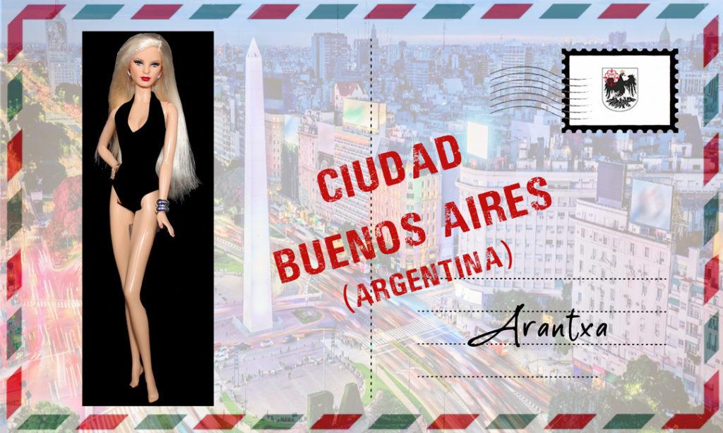 Barbie Arantxa