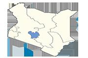 Drapeau Central Kenya