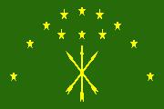 Drapeau Circassie
