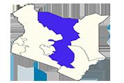 Drapeau Eastern Kenya