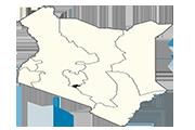 Drapeau Nairobi Kenya