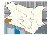 Drapeau Nyanza Kenya