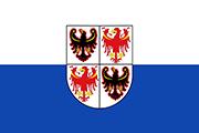 Drapeau Trentino - Alto Adige