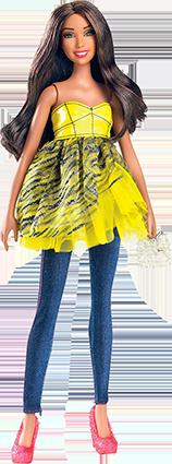 Barbie Zina