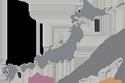 Drapeau Chugoku (JPN)