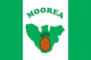 Drapeau Moorea