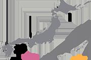 Drapeau Shikoku (JPN)