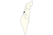 Drapeau Tel Aviv District (ISR)