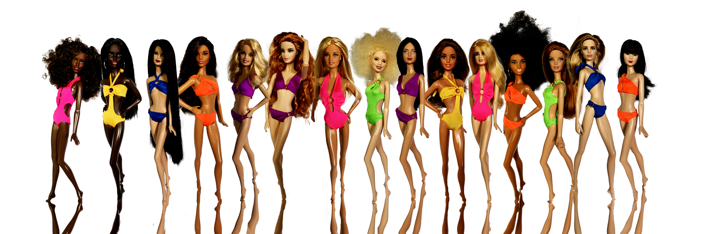 Barbie's Next Top Model