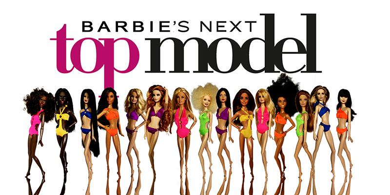 Barbie's Next Top Model