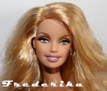 Barbie Frederika