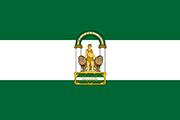 Drapeau Andalousie