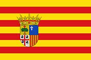 Drapeau Aragon
