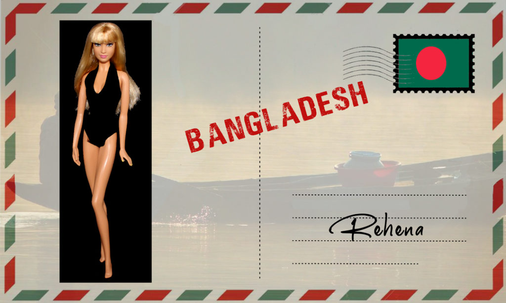 Barbie Rehena
