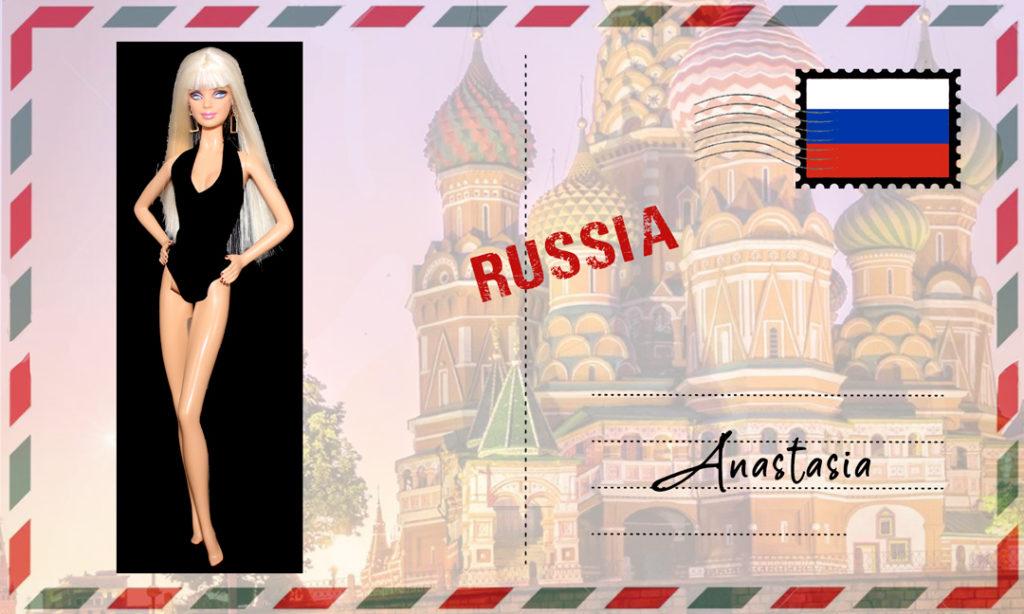 Barbie Anastasia