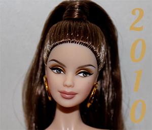 Barbie année 2010