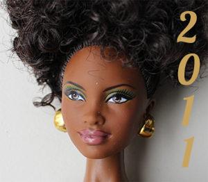 Barbie année 2011