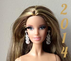 Barbie année 2014