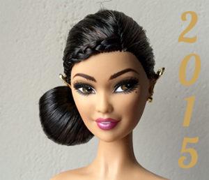 Barbie année 2015