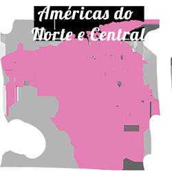 Barbie nas Américas do Norte e Central