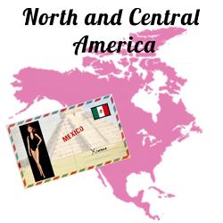 Galerie Photos Amerique du Nord et Centrale