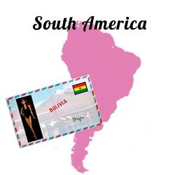 Galerie Photos Amerique du Sud