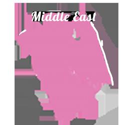 Barbie au Moyen Orient