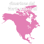 Barbie en Americas del Norte y Central