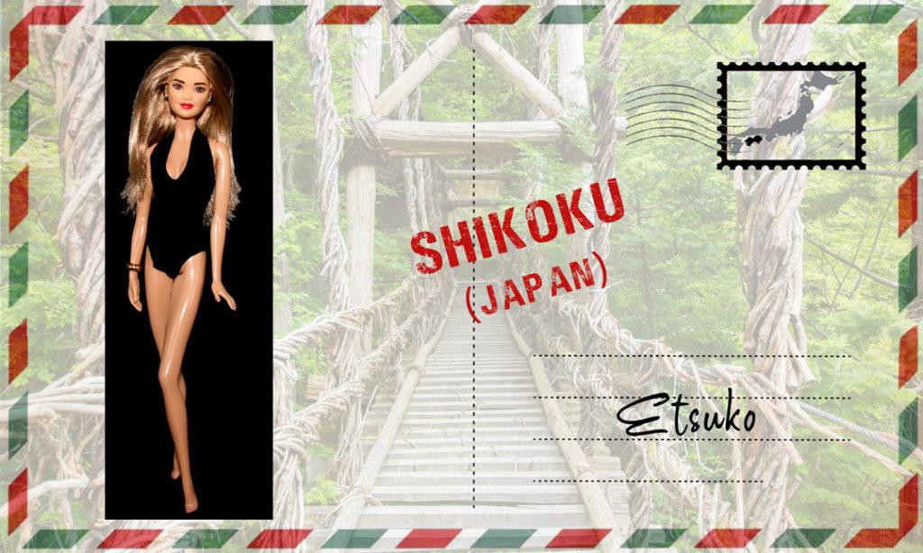 Barbie Etsuko
