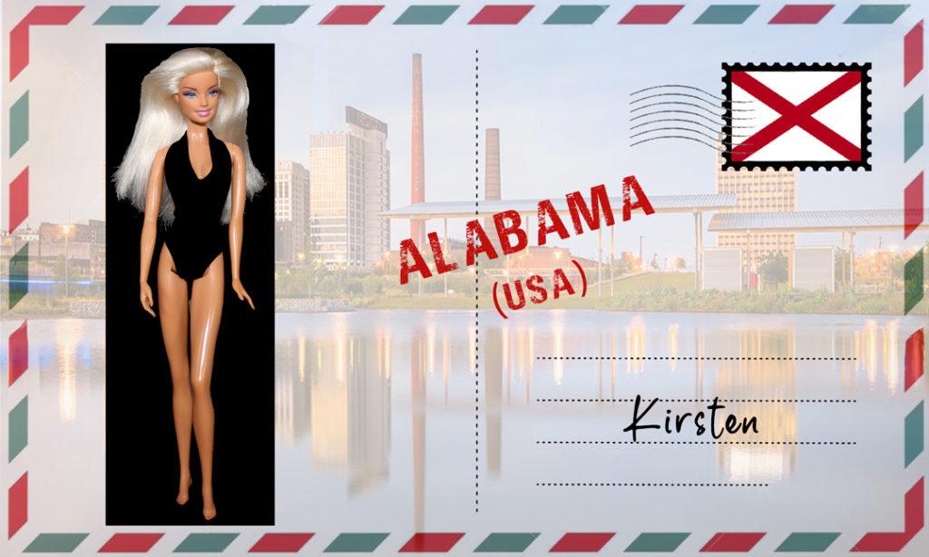 Barbie Kirsten